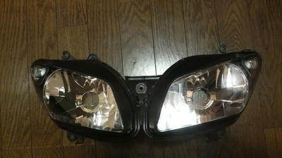 YZF-R1ヘッドライトユニット