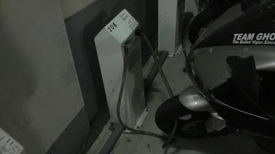 高架下駐車場2