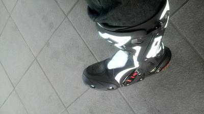 SIDIのブーツ