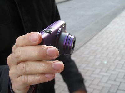 軽くて小さいデジタルカメラ