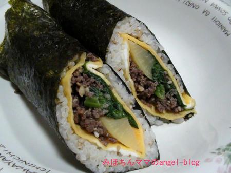韓国風巻き寿司(キンパ)