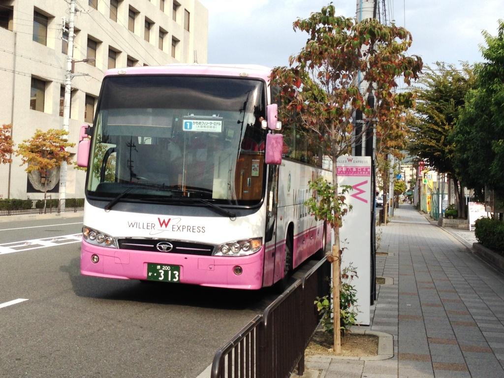 京都駅4番