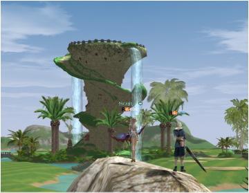 幻想の島③