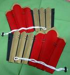赤い鎧・籠手01