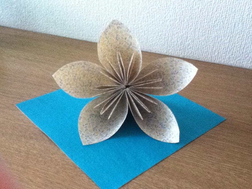 すべての折り紙 七夕 折り紙 くす玉 : 折り紙のこと ・くす玉