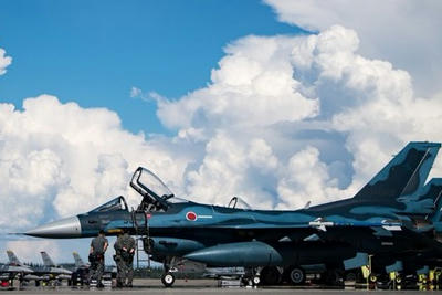 レッドフラッグアラスカ,航空自衛隊,空自,F2,ドッグファイト,MQ9,リーパー,乗り物,飛行機,航空機,戦闘機,空戦,Ace,