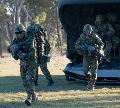 水陸機動団,タリスマンセイバー19,上陸作戦,米軍,オーストラリア軍,陸自,共同訓練,上陸,