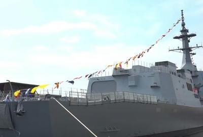 海自,新型艦,はぐろ,スタンダードミサイル3,17式艦対艦誘導弾,ミサイル防衛,弾道ミサイル,迎撃,イージス,