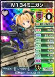 2069 M134ミニガン