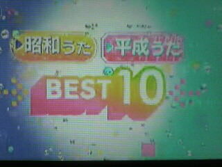 Top10発表