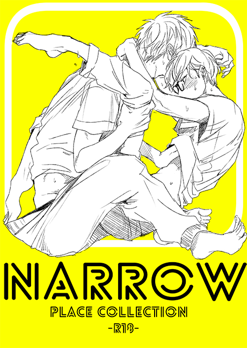 NARROW PLACE COLLECTION 封面