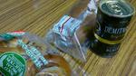 カフェモカロールとデミタスサファイアとプチチョコロール