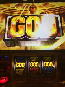 ミリオンゴッド神々の凱旋 GOD