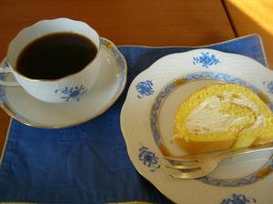 お茶&ケーキ