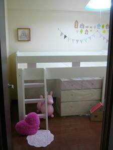 子ども部屋ベッド