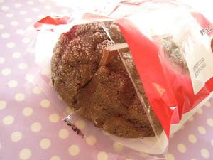 チョコメロンパン(温めて食べたいシリーズ)