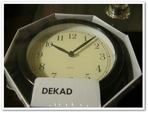 IKEAの時計