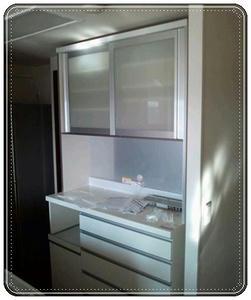 食器棚 パモウナ