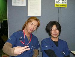 第一外科 千田准教授と