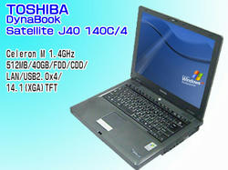 J40 140c/4 激安パソコン