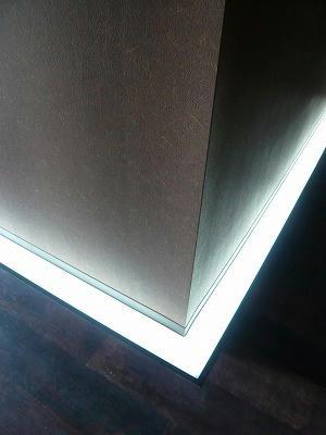 床間接照明