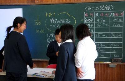 野間小算数授業