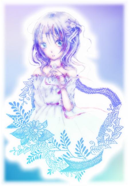 雪告げの少女