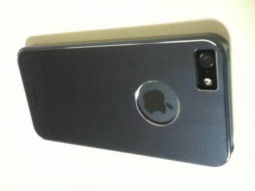 PURO iPhone5専用メタルカバー