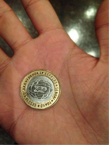 Zepp Tokyo コイン