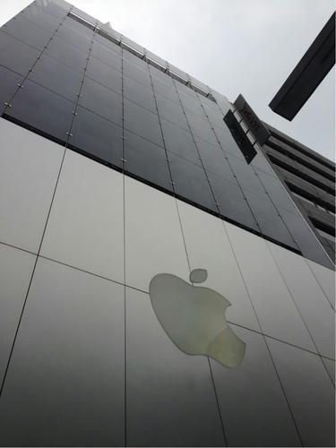 Apple Store 銀座