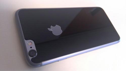クリスタルアーマー iphone6 背面