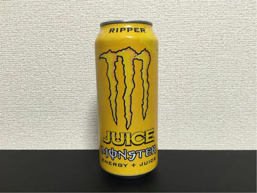 MONSTER ENERGY JUICE