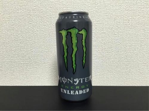 MONSTER ENERGY UNLEADED