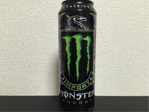 MONSTER ENERGY IMPORT