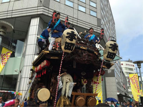 祭り 山車
