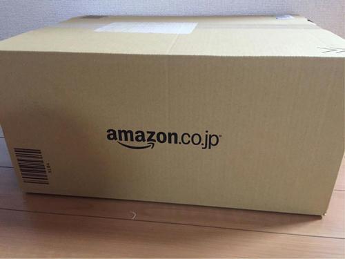 Amazon 箱