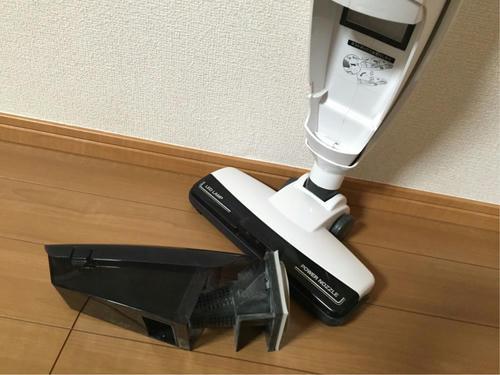 充電式掃除機