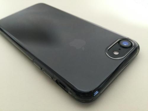 iPhone7ジェットブラック ケース