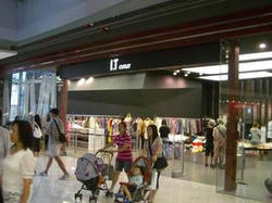 東涌 トンチョン TongChung hongkong OUTLET ショッピングモール アウトレット ホンコン 香港