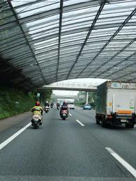 高坂出発後の高速