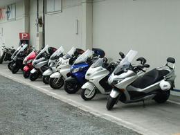 イデウラさん駐車場