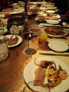 王子国際酒店料理