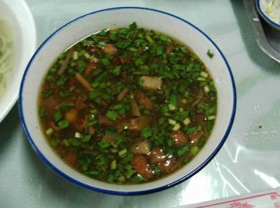 中国つけ麺2