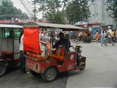 西安の交通