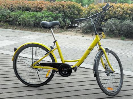 """西安に""""シェア自転車""""登場!"""