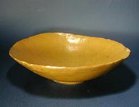 チタン釉大盛鉢