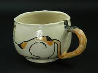 三毛クリちゃんマグカップ