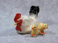 干支「亥」飾り 猪と瓜坊