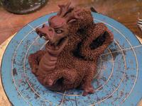 龍、作り始めてみました。>その2
