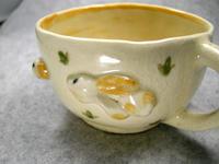 家鴨窯232号 うさガーmiso-soup マグカップ